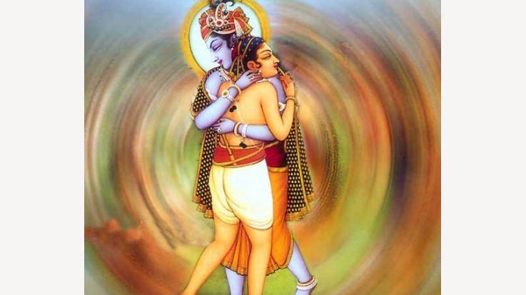 Maya,illusion,Lord Krishna,Sudama