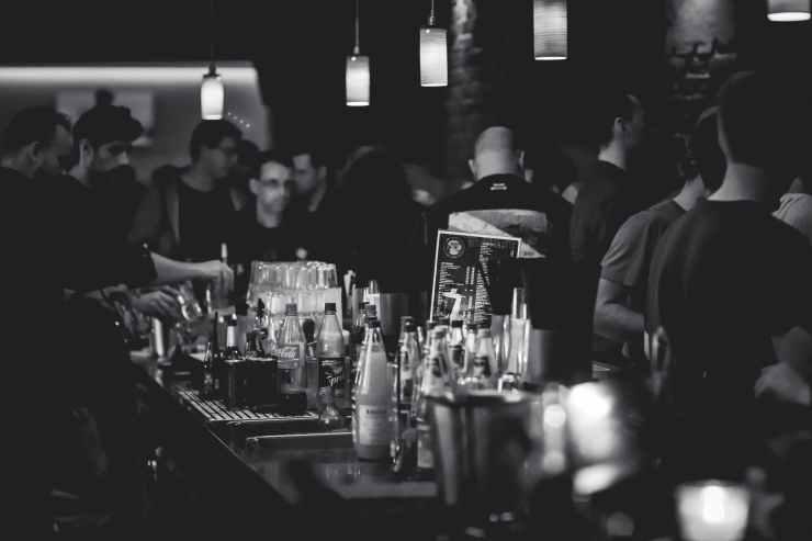 adult alcohol bar bartender