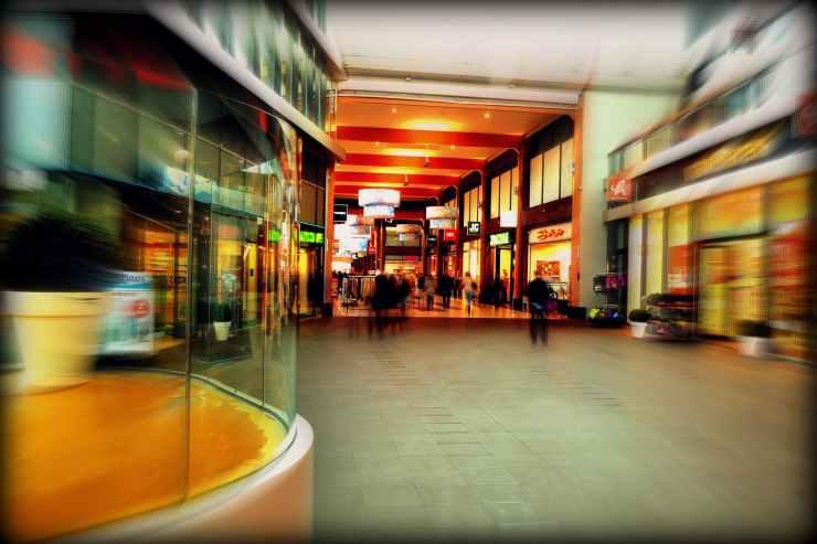 architecture blur building business
