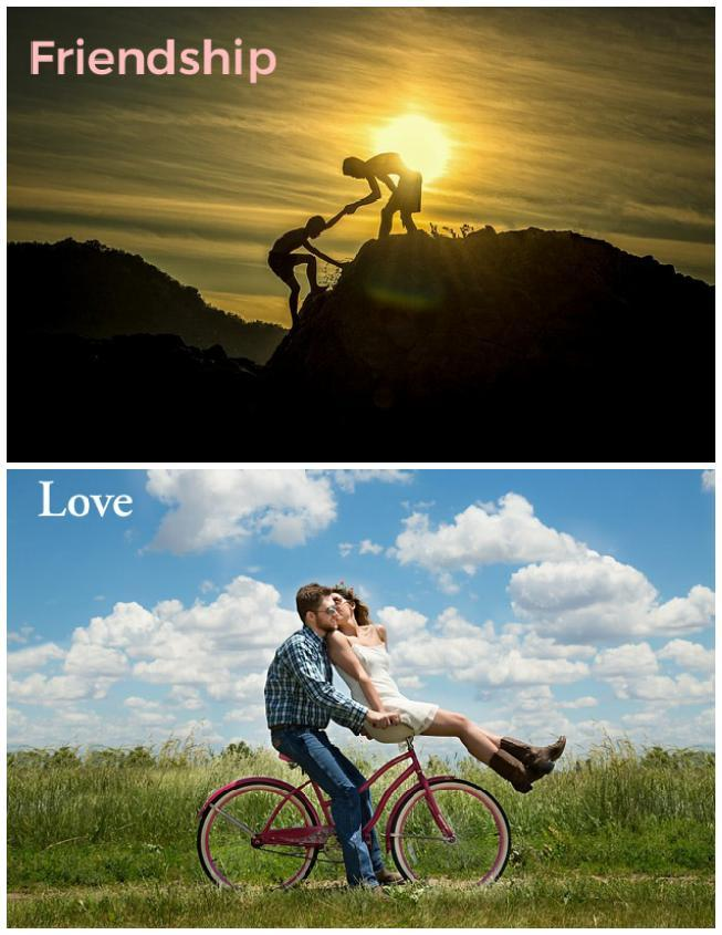 friendship vs Love which triumphs